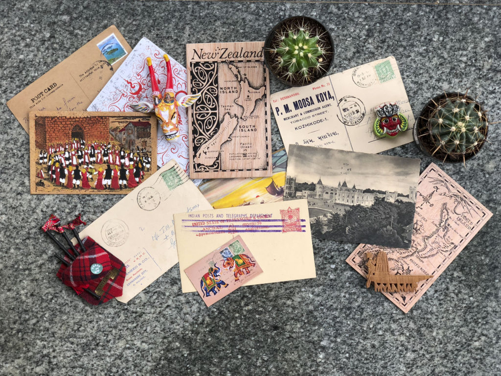 Collectibe Post cards