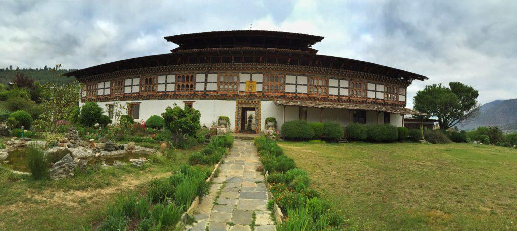 Gangtey Palace