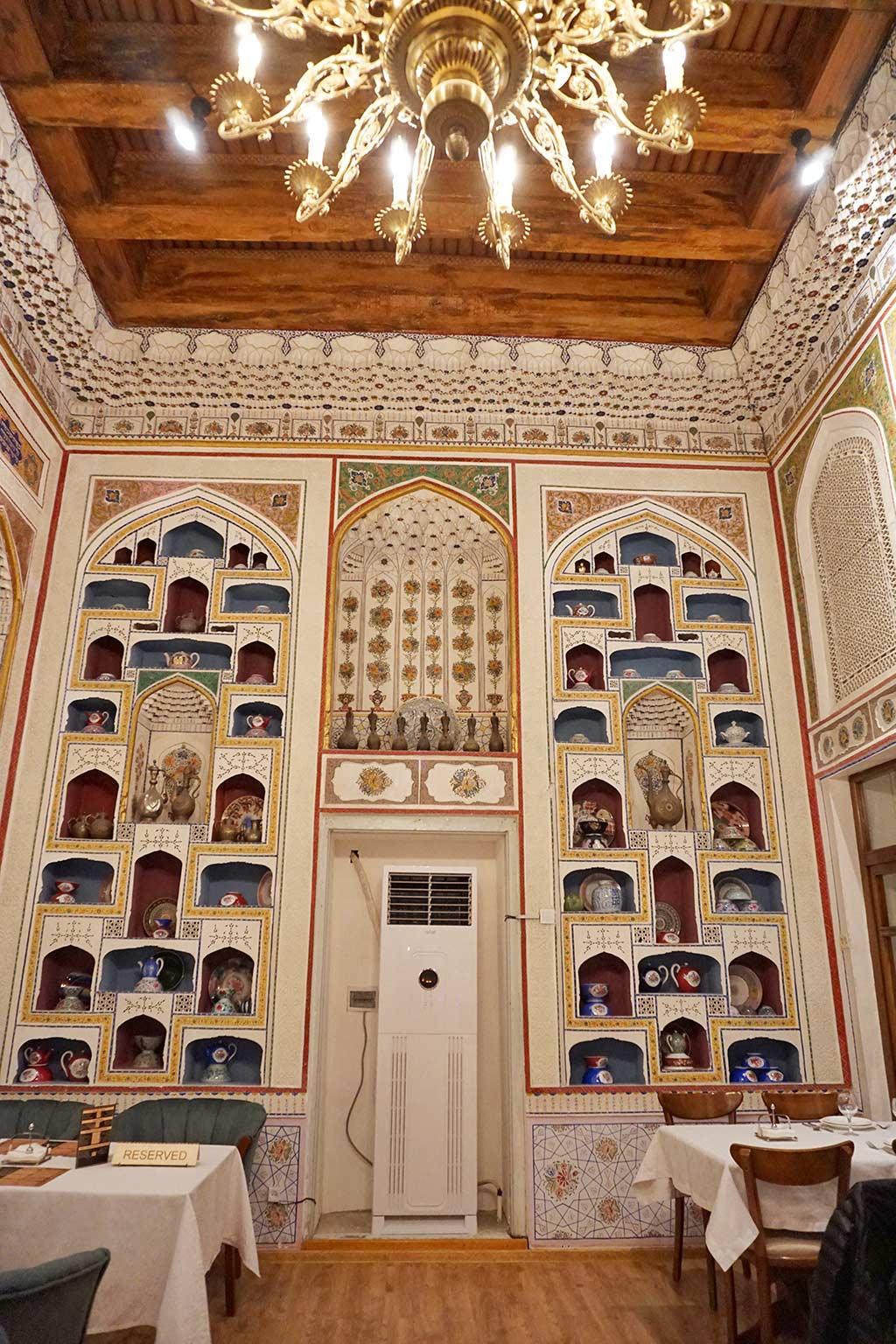 komil botique hotel Bukhara